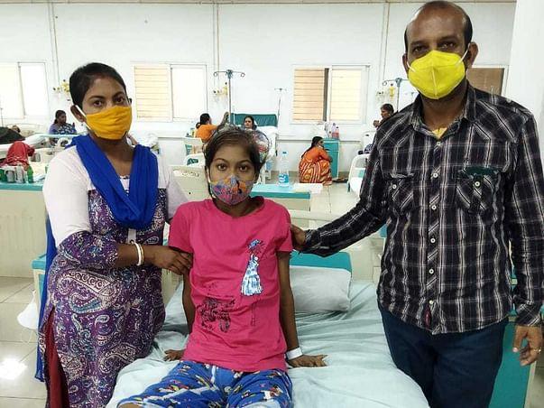 14 Years Old Sunita Das Needs Your Help Fight Ewing's Sarcoma
