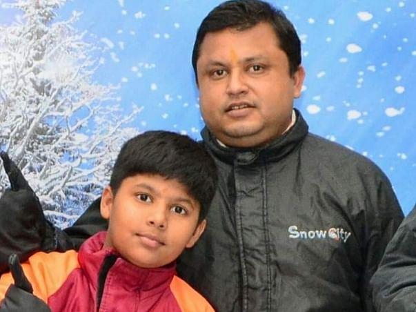 Support Family Of Nitin Rathi