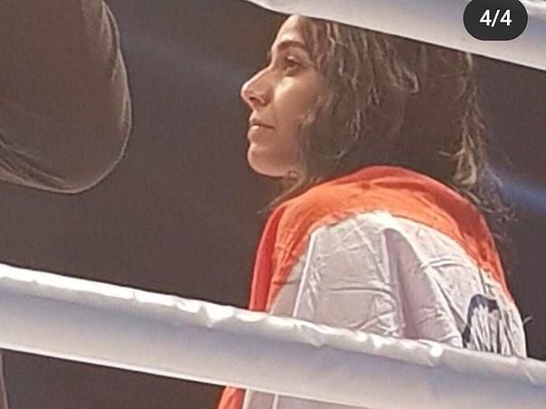 Help Akshata represent India at the 2021 Asian MMA championship