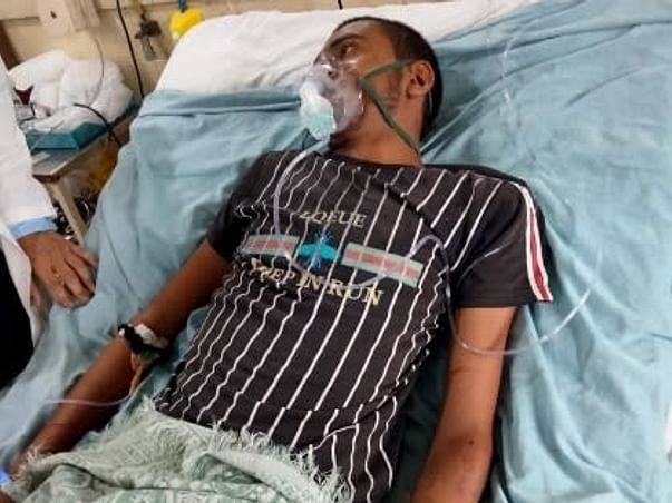 """Support Aavesh Recover From Kidney Disease. """"Save My Brother."""""""