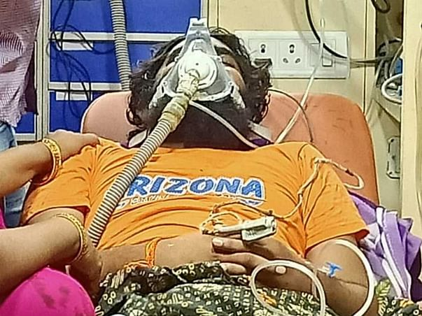Support Raghulu Naik Recover From Lungs Infection