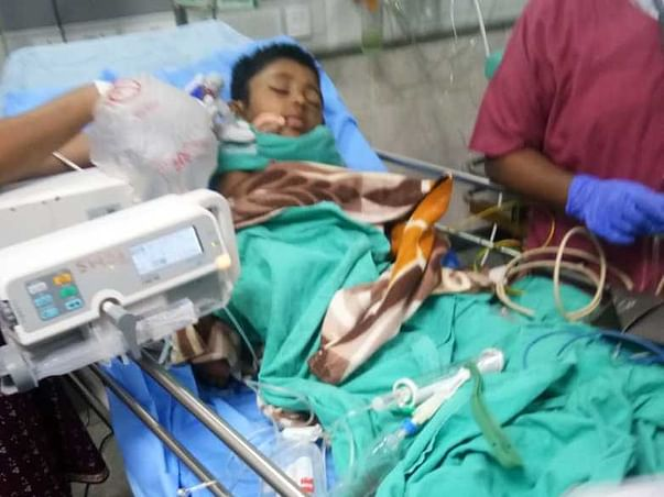 Help Somanath Recover From Traumatic Head Injury