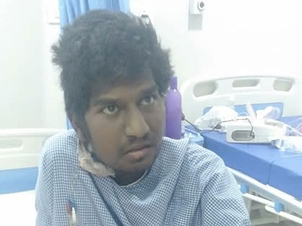 Support Kuntta Anjineyallu Recover From Kidney Failure And Brain Tumor