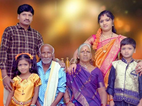 Memorial Campaign for P Somu Naidu's Family