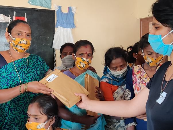 Support Cause You Can's initiative for Menstrual Hygiene Management!