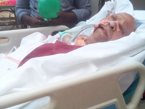 Support K Madhusudhan Recover From Neuro Diseases