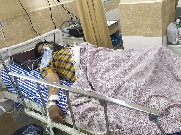 Help Susheel Fight, As He Is At The Verge Of Life & Death Situation