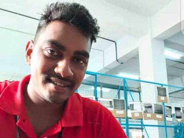 Help Vijay's Carrying Wife And Soon-to-be Born Baby Make Ends Meet