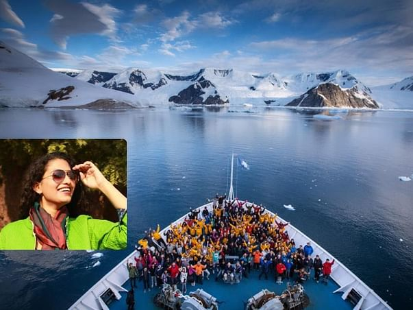 Help Oass Reach Antarctica To Support Climate Action