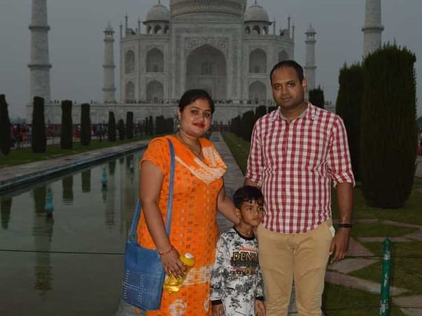 Abhinav Fought COVID. Life Didn't Have Mercy. Let's Help his Family