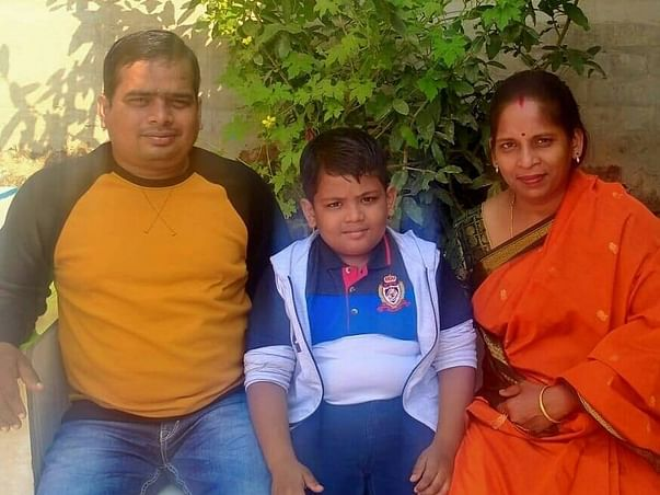 Help Late Bibekananda's Family