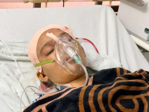 Help Kausar Fight Brain Tumour