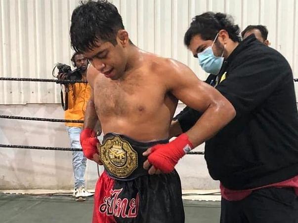 Help Vishnu Represent India At Asian Championships