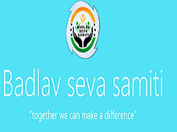 Help BADLAV SEVA SAMITI. Be the changemaker.