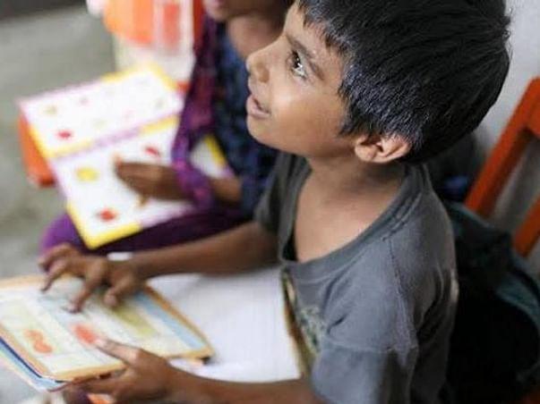 Anubhav-Courage to study