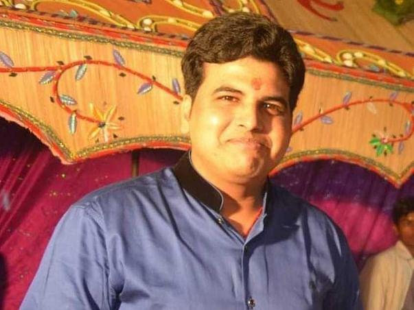 Help Late Mr. Vivek Pandey Family