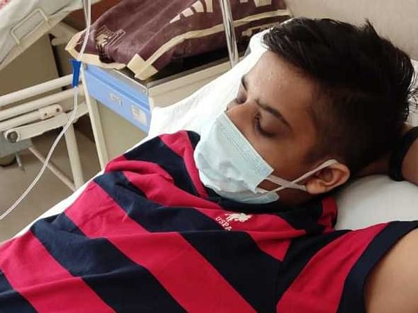 Cancer Treatment For 16 Years Old Mayank