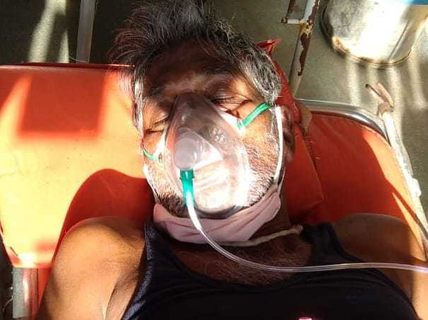 Please Support Kanai Sahu Is Suffering From Post Covid Infections