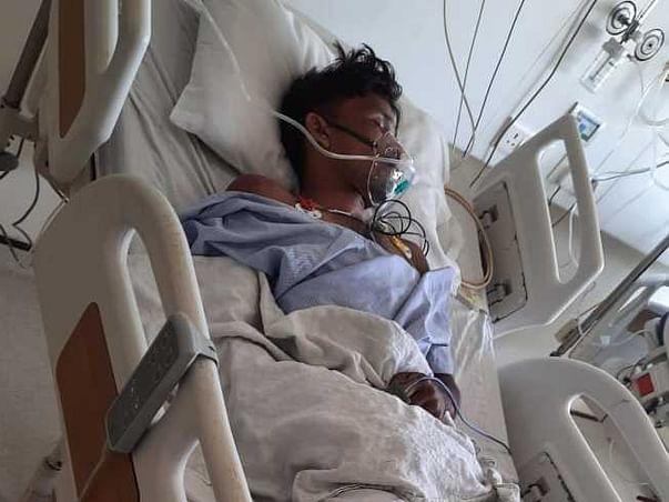 Help My Friend Dukhishyam Nayak For His Speedy Recovery.