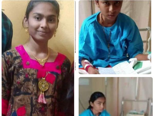 Help Kavya Fight Life Threatening Blood Cancer