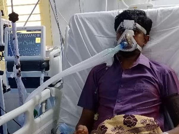 My Friend Manikandan Is Struggling With Blood Cancer, Help Him.