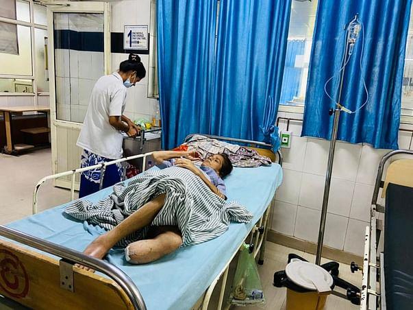 Help Manpreet Kaur Live a Life Again