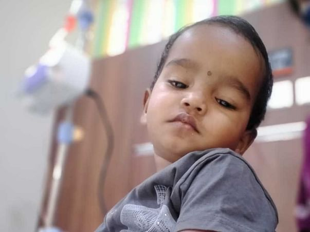 Help My Son Yash Vijay Parate Fight Blood Cancer