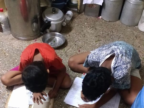 Help Rudraksh Complete His Education