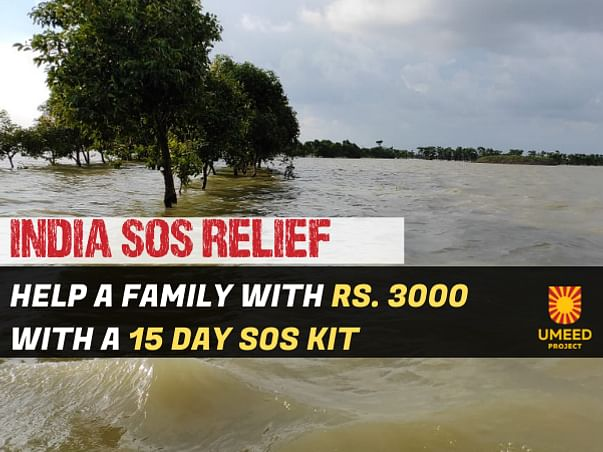 UMEED: Emergency Help for 12000+ Vulnerable Families during COVID19
