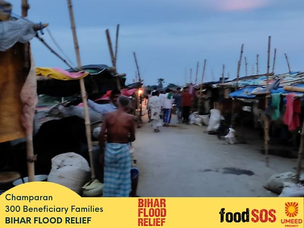 INDIA SOS RELIEF: End the Hunger Crisis Now - foodSOS by Umeed Project