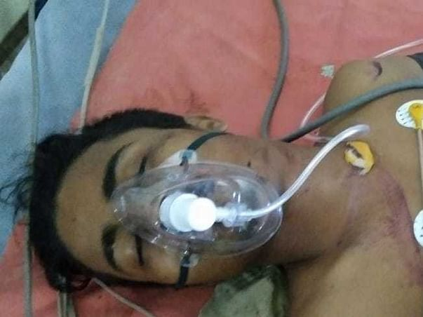Support Md Imran Ahmad Recover From Accident