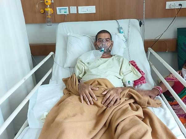 Support  Prasanta Subudhi Recover From Post Covid Complications