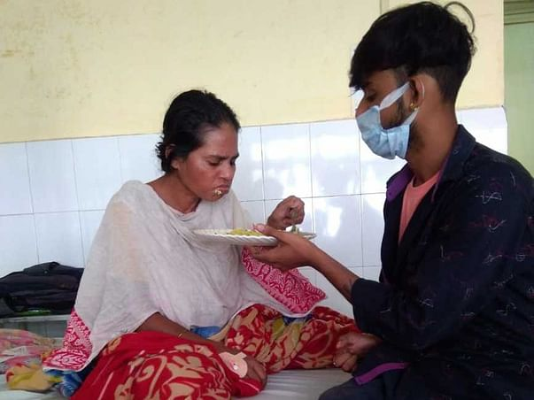 Help Purnima Deka, Who Is Suffering From Brain Tumour