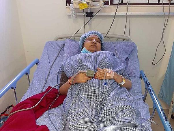 Help Kalpana To Undergo Kidney Transplant