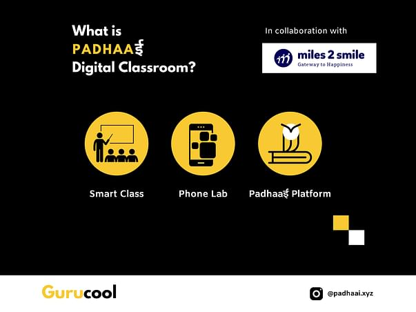 Miles2Smile: Padhaaई Digital Classroom For The Underprivileged Kids