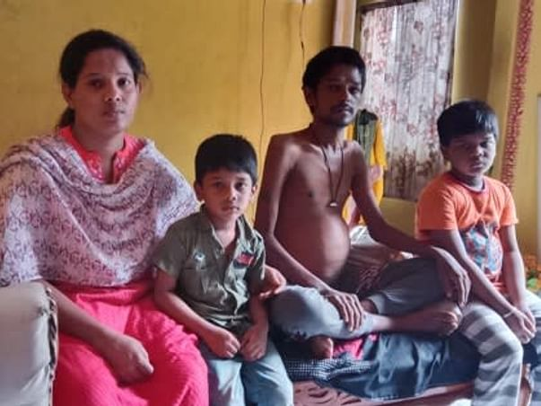 Support Dhanraj Saidppa Pothraj Recover From Liver Failure