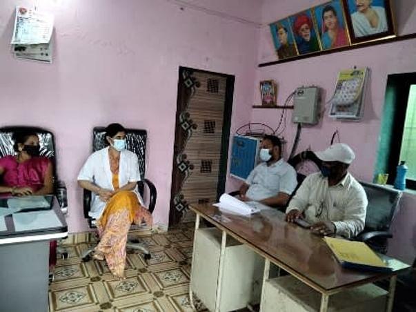 Support Maj Dr Ashlesha (Retd.) in Tribal Health & Development work