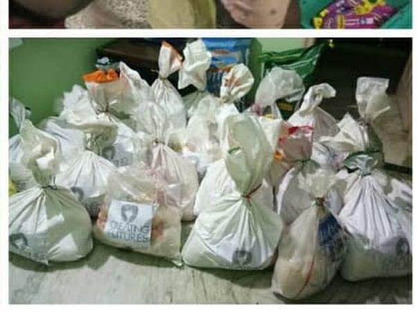 Aahana Hands - Help Us End Hunger