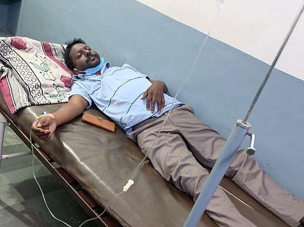 44 Years Old Anil Kumar Needs To Undergo Liver Transplantation