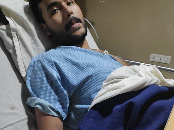 Help Shyam Fight Pulmonary Thromboembolism