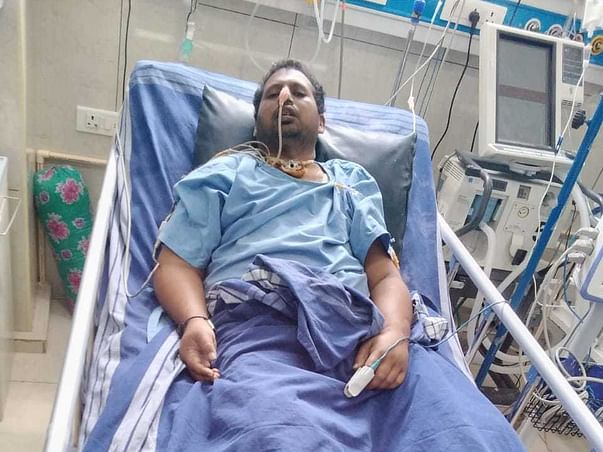 Please Help My Friend Srikanth Is Suffering From Post Covid Infection