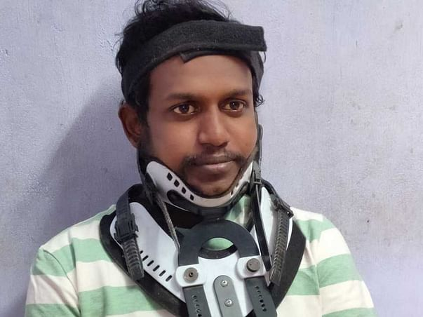 Damodaran Spine Surgery, Please Help Me To Fight And Recover From It