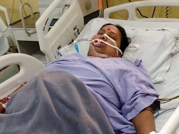 Help Kamla Aunty Fight Asthma