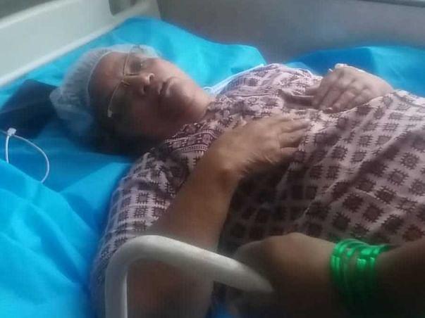 Support Anees Khatoon Undergo Pelvic Surgery