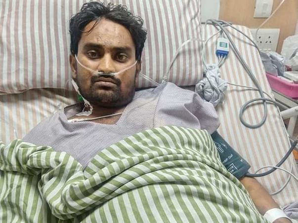 Help My Brother Fight Liver Cirrhosis.we Need  Liver transplants ASAP.