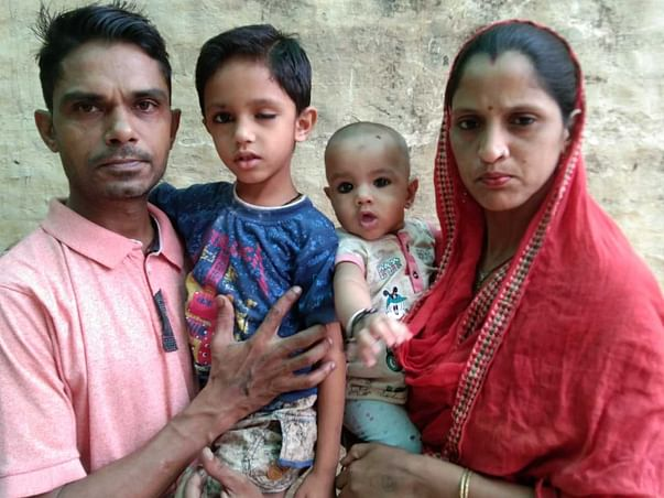 Support Navdeep for his eye surgery
