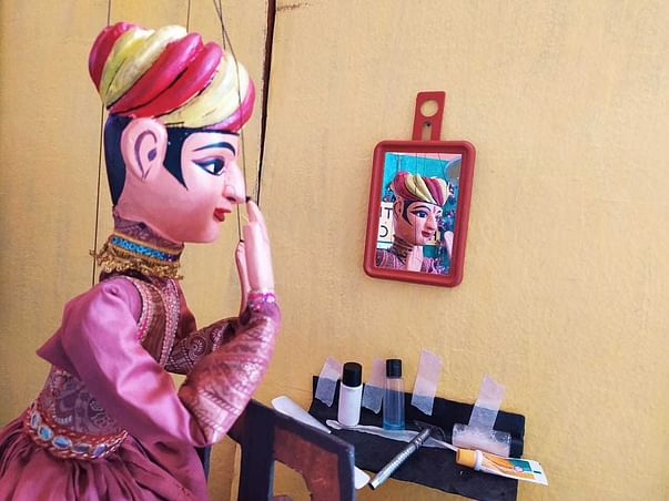 Indian Puppetry meets Opera   Help low income artists through Covid19