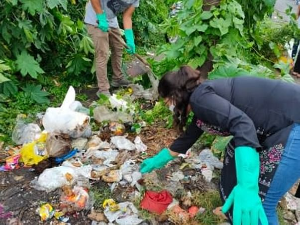 Clean and Green Haldwani - A Fundraiser for Cleanliness and Plantation