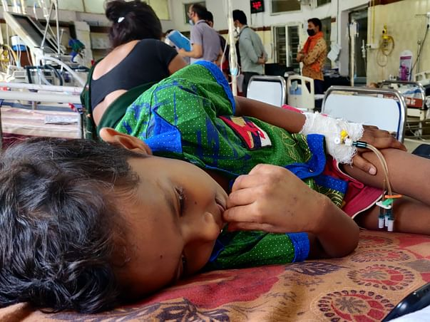 Support Samarth Panika Recover From Aplastic Anemia