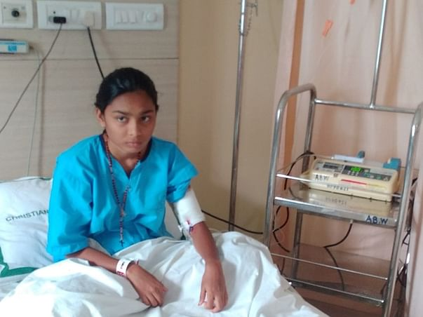 Pls Help Kavya Fight Cancer